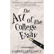 The Art of the College Essay - eBook