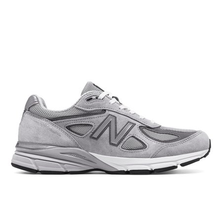 online retailer 254e6 38de8 New Balance M990GL4: 990 Made in the USA Gray Castle Rock Mens Running  Sneaker (10 D(M) US Men, Grey Castle Rock)