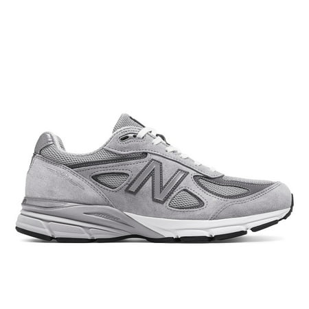 New Balance M990GL4: 990 Made in the USA Gray Castle Rock Mens Running Sneaker (8 D(M) US Men, Grey Castle
