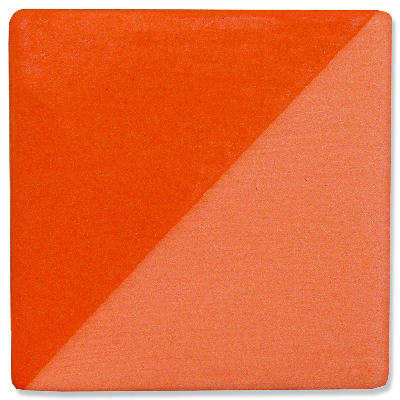 Speedball Art 16 oz. (pint) Underglaze--Orange