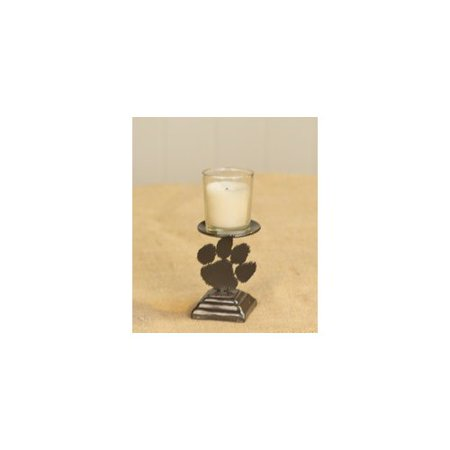 Henson Metal Works University of Houston Collegiate Logo Metal Votive Candle Stand