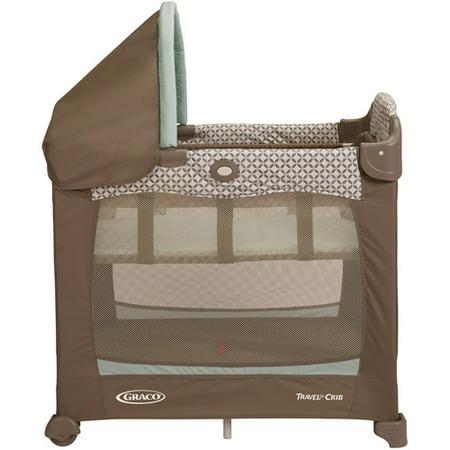 Graco Travel Lite Portable Crib Fenwick Walmart Com