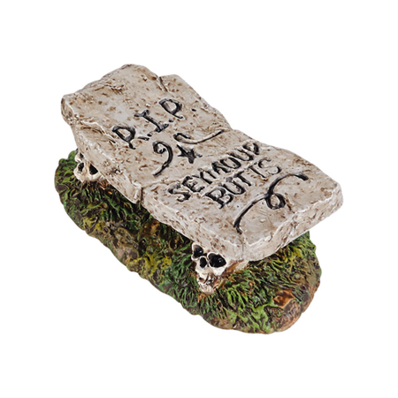 Department 56 Halloween Village 4038904 Boneyard Bench 2014