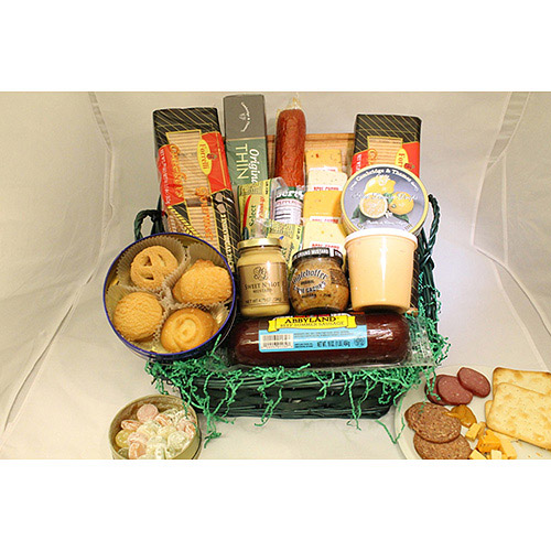 Deli Direct Wisconsin Cheese and Sausage Large Gift Pack by Deli Direct
