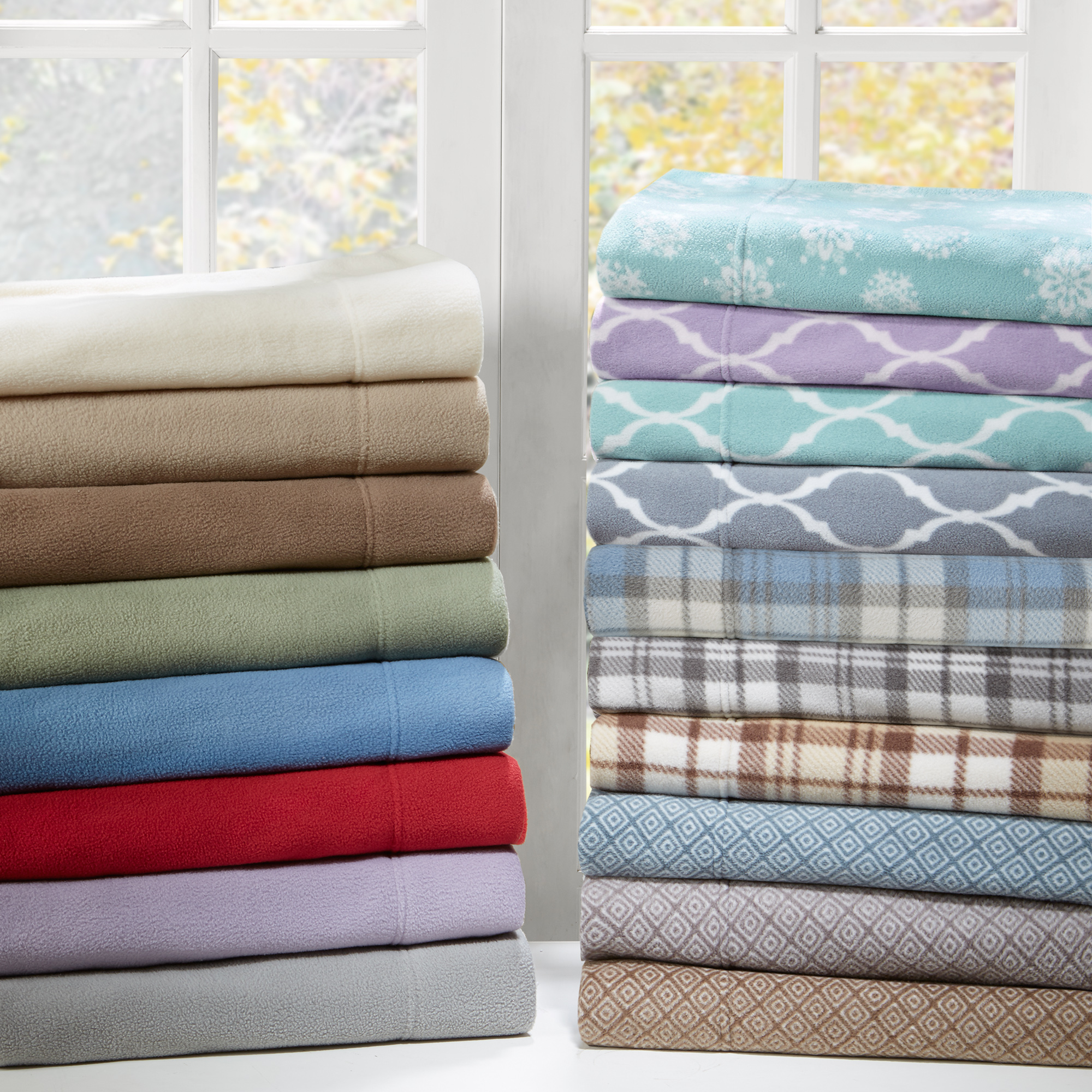 Comfort Classics Ultra Soft Micro Fleece Sheet Set