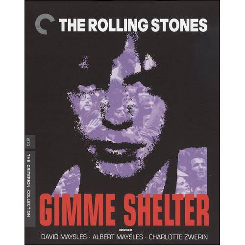 Image Entertainment Gimme Shelter [blu Ray]