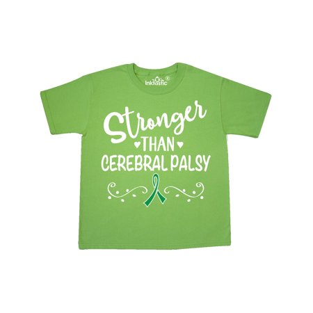 Cerebral Palsy Awareness Month Support Youth T-Shirt