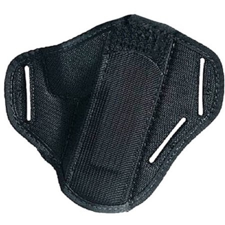 Uncle Mikes Ambidextrous Super Belt Slide Holster Cordura Black Size 0