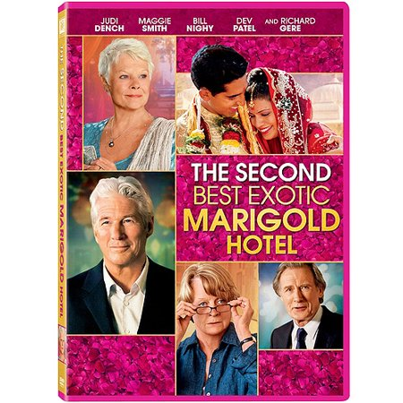 The Second Best Exotic Marigold Hotel  Widescreen