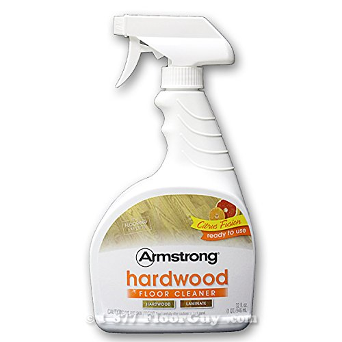 Armstrong Hardwood & Laminate Floor Cleaner 32 oz Spray (Pack of 2)