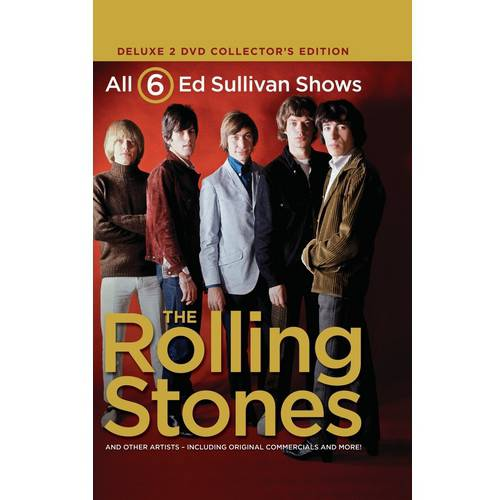 All Six Ed Sullivan Shows Starring The Rolling Stones by