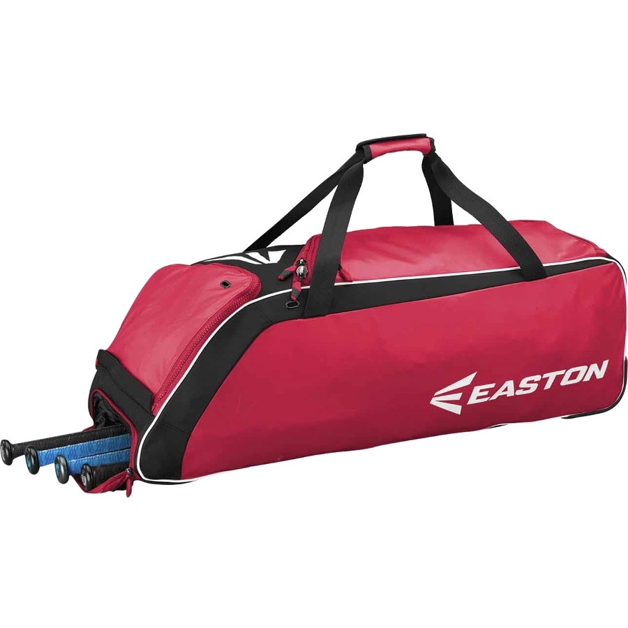 E510W Wheeled Equipment Bag, Red