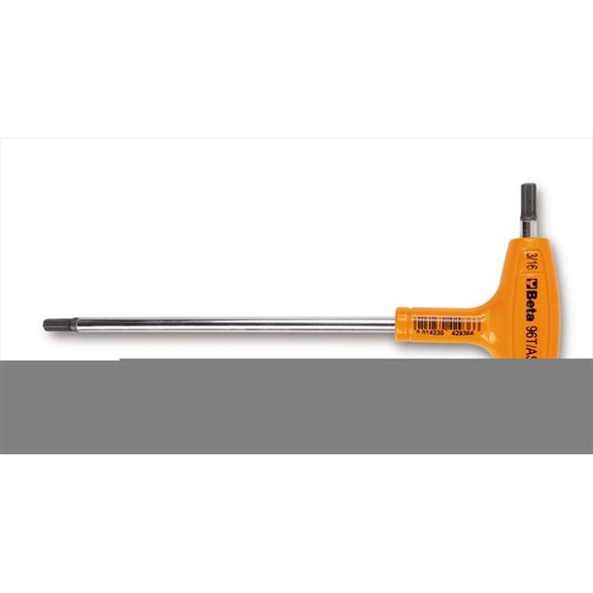 Beta Tools 000960938 96T 4 mm. Offset Hexagon Key Wrenches With High Torque Handles - image 1 of 1