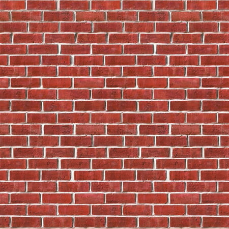 Brick Wall Backdrop Halloween Decoration - Halloween Outside Decorations Uk