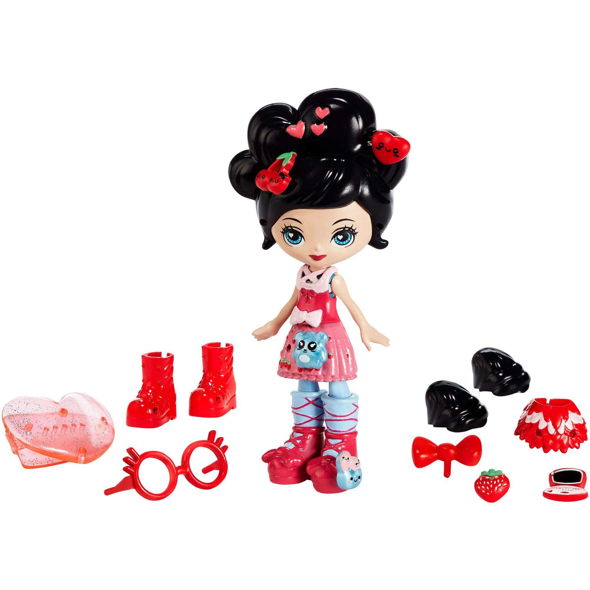 Kuukuu Harajuku Love: Fashion Swap Fun