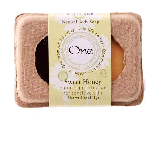 Bar Soap - Sweet Honey 5oz