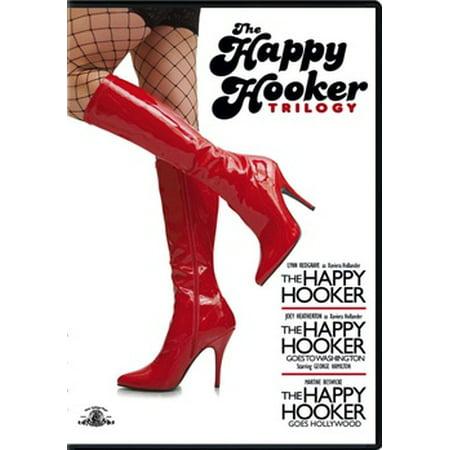 Happy Hooker Trilogy (DVD) - Happy Halloween Comedy
