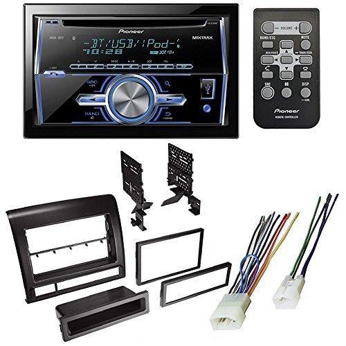 toyota tacoma 2005 2011 car stereo receiver radio dash installation mounting kit w wiring