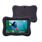 """Contixo 7"""" Kids Tablet Android 8.1 with WiFi Camera 16GB Learning Tablet for Toddlers Children Kids Place Parental Control Pre-installed 20+ Education Apps w/Kid-Proof Protective Case (Black)"""