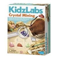 4M KidzLabs Crystal Mining Kit