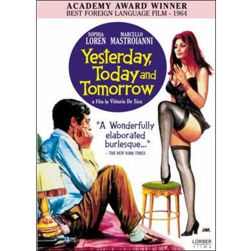 Yesterday, Today And Tomorrow (Widescreen)