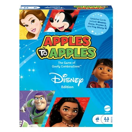 Apples to Apples Disney Game