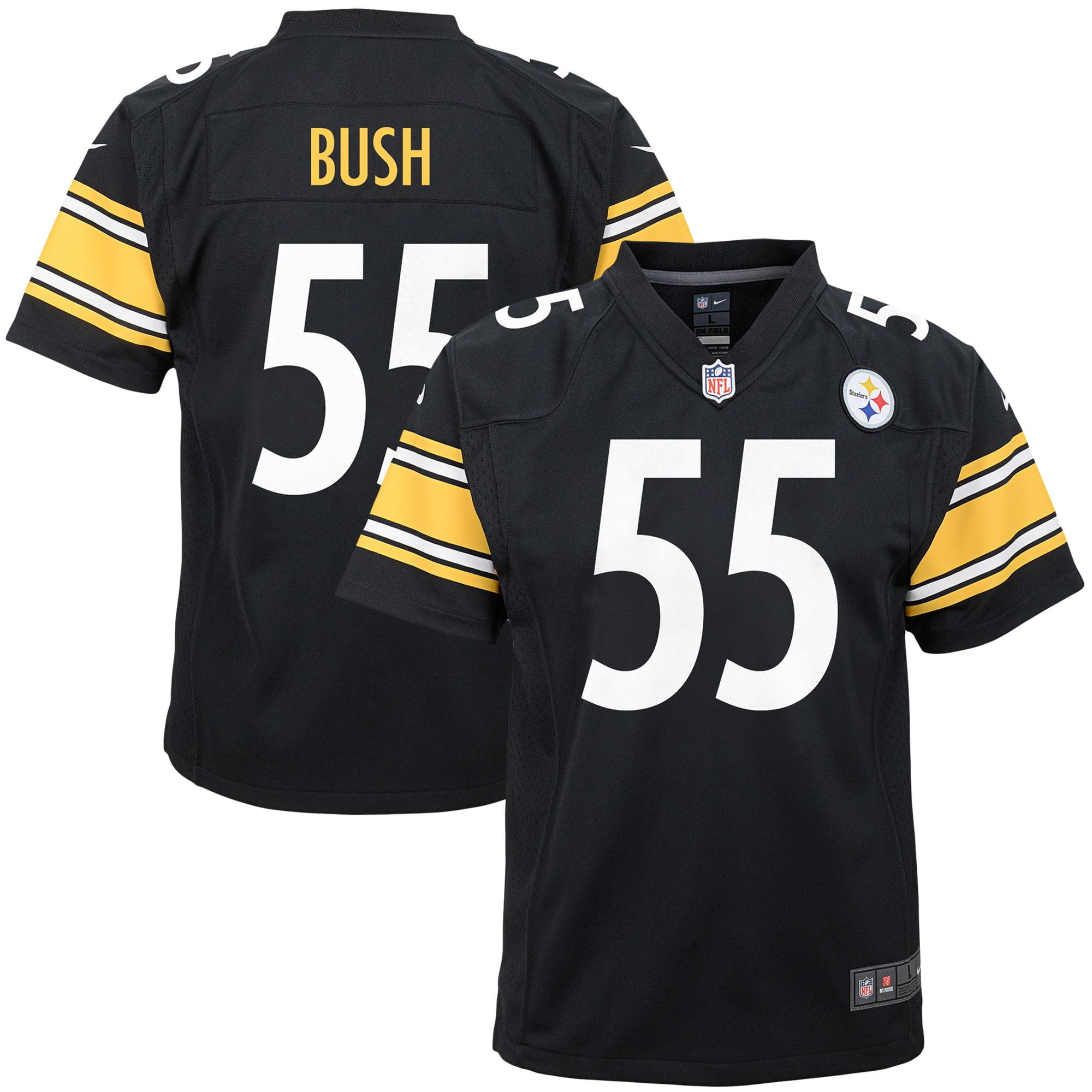 bush jersey