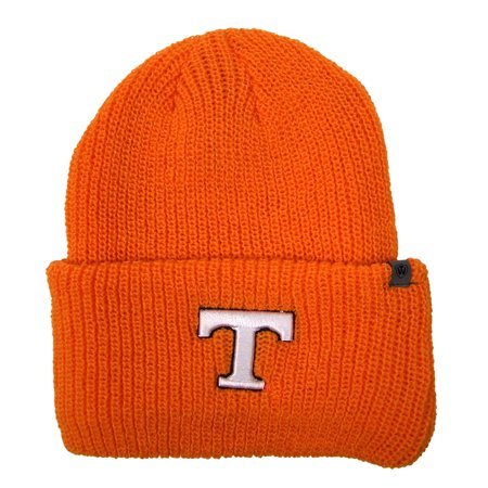 c82e7f41 Official NCAA Heavy Cuffed Knit Beanie Stocking Hat Cap