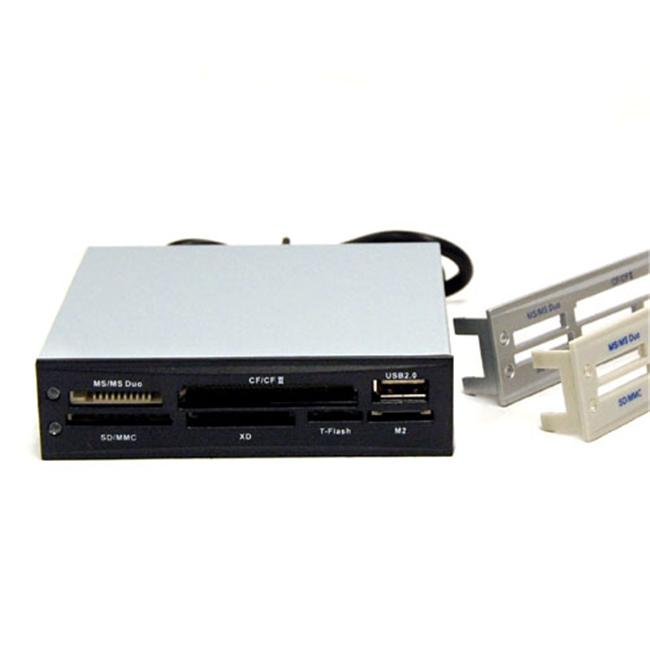 Bytech U2CR-368 6 slots internal 3.5   Card Reader - Supp...