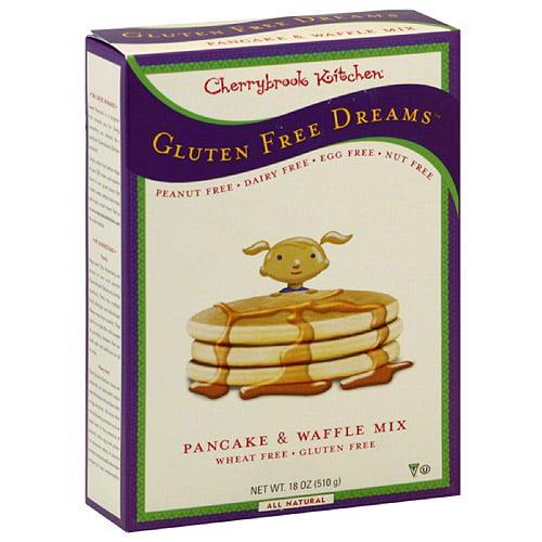 Cherrybrook Kitchen Wheat Free Gluten Free Pancake & Waffle Mix, 18 oz, (Pack of 6) by Generic
