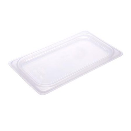 No  250 800 Fourth Size Translucent Food Pan Seal Cover 1 Each