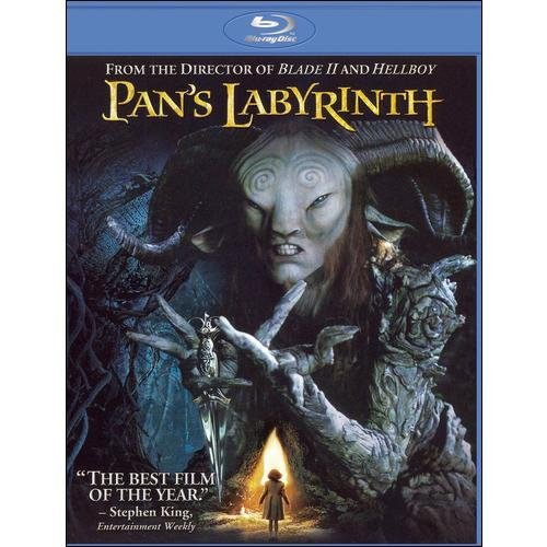 Pan's Labyrinth (Spanish) (Blu-ray) (Widescreen)