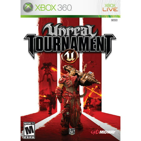 Unreal Tournament 3 - Xbox 360 (Best Unreal Tournament Mods)