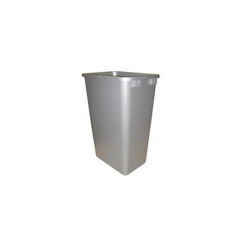 Rev-A-Shelf RSRV. 50. 17. 8 Replacement Bins - Silver 50 qt