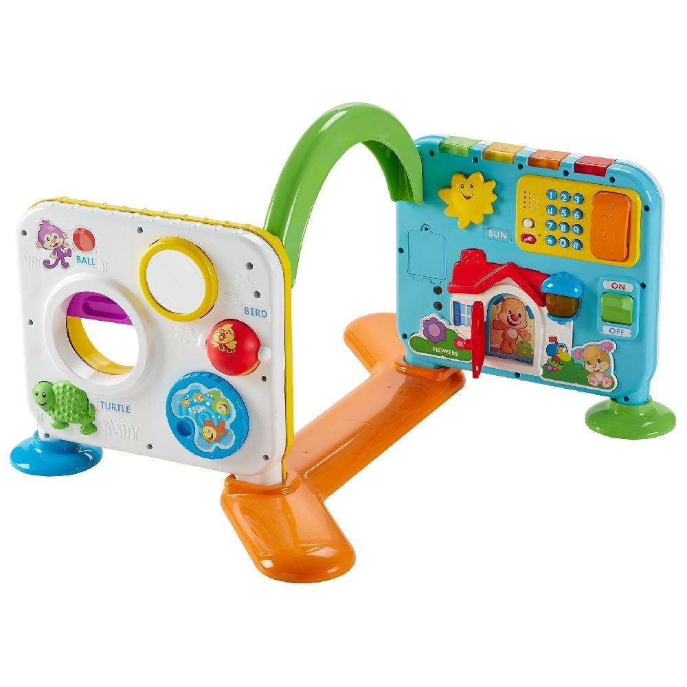 Fisher-Price Laugh & Learn Crawl-Around Learning Center - Walmart.com