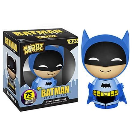 Funko DC Dorbz Batman LE Vinyl Figure [Blue Suit] (Rubber Batman Suit)