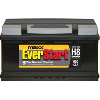 EverStart Maxx Lead Acid Automotive Battery, Group H8