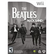 Experience the Music of The Beatles: Rock Band (Nintendo Wii)