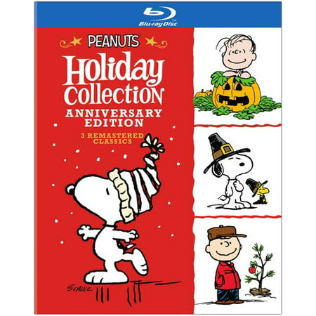 My Halloween Movie Collection (Peanuts Holiday Collection: Anniversary Edition)