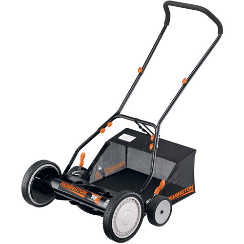 "Remington 18"" Reel Push Mower"