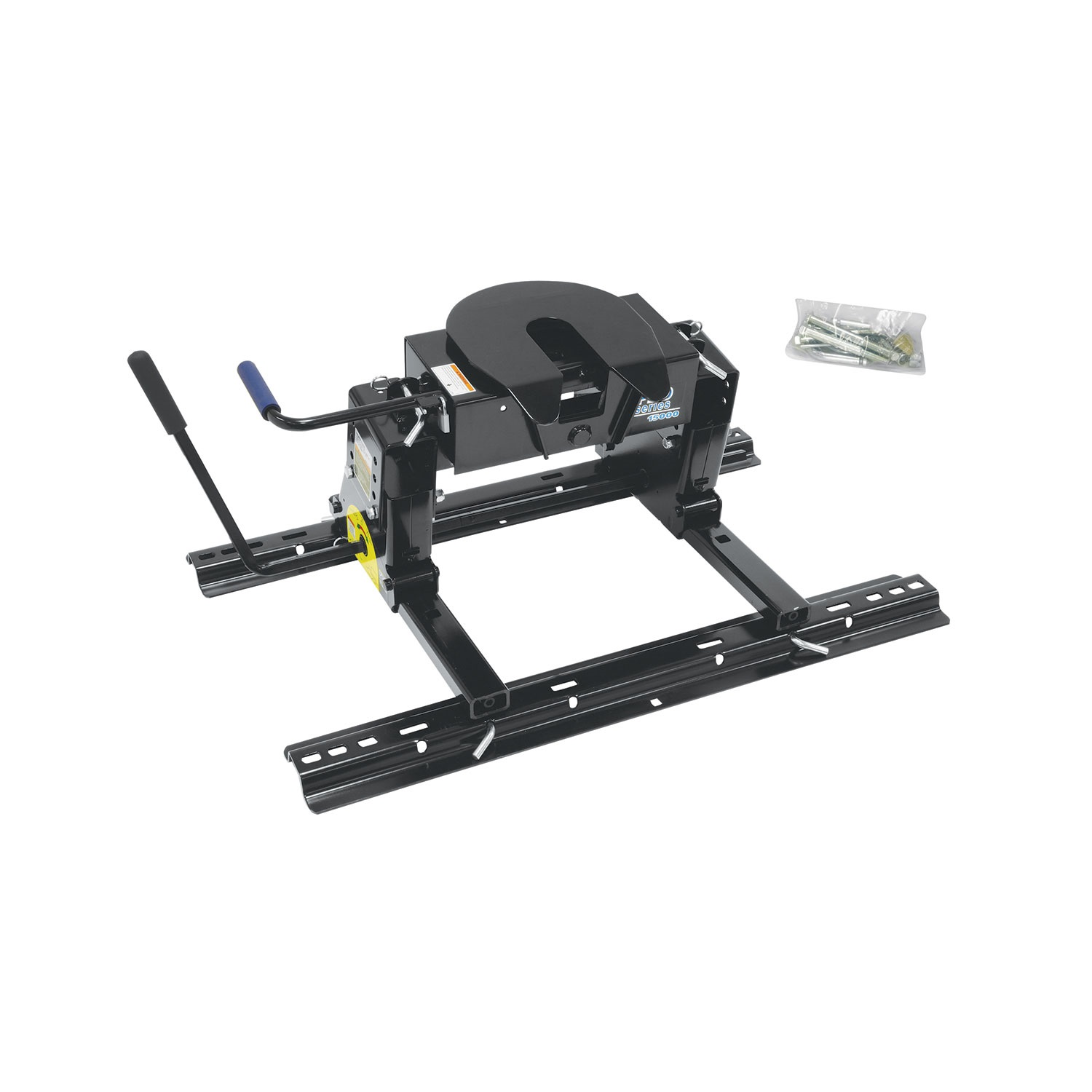 PRO-SERIES eCustomhitch 30076 Pro 15K Fifth 5th Wheel Tra...