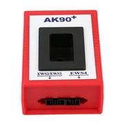 Ccdes Key Programmer Tool,AK90+ Auto Key Programmer V3.19 Match Diagnostic Tool for EWS AK90 KEY-PROG, Key Programmer Tool