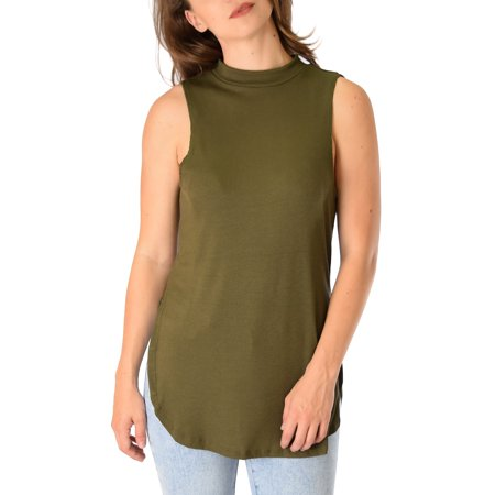 40baea4616 Lyss Loo - Lyss Loo Flirting With Danger Ribbed Cut-Out Top - Walmart.com