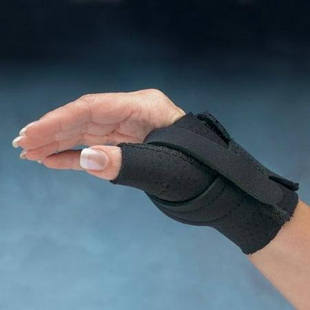 North Coast Medical Comfort Cool Thumb CMC Restriction Splint Right