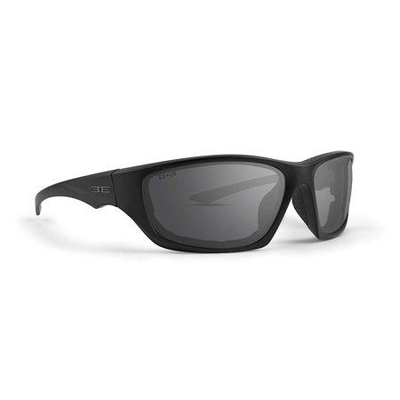 Epoch Eyewear Foam 3 Padded Motorcycle Black Frames Sunglasses Ansi Z87.1+