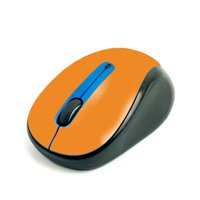 Skin Decal Wrap for Logitech M325 Wireless Mouse sticker Solid Gray