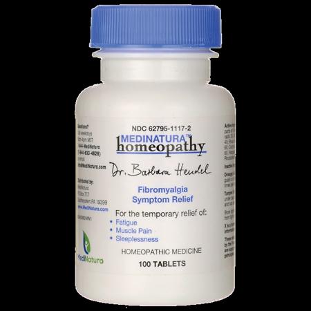 MediNatura Fibromyalgia Symptom Relief 100 Tabs