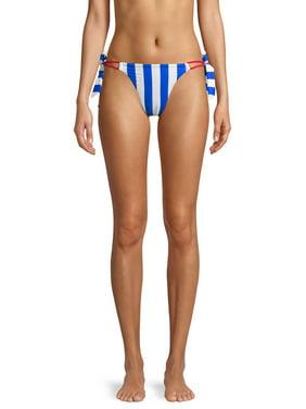 No Boundaries Juniors' Sunkissed Bikini Swimsuit Bottom