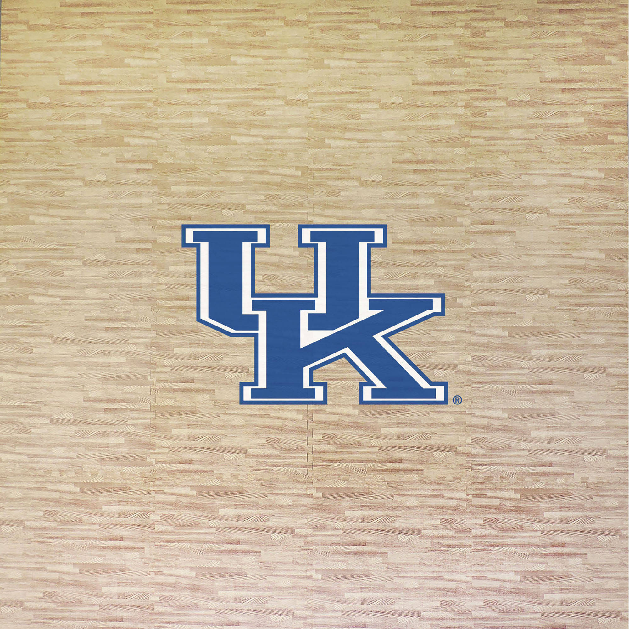 University of Kentucky Portable Foam Puzzle Tailgate Floor Mat by