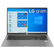 LG gram 17 inch Ultra-Lightweight Laptop with 10th Gen Intel Core Processor w/Intel Iris Plus - 17Z90N-R.AAS9U1